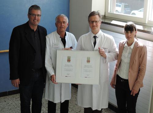 Klinikleitung_Auszeichnung_Focus-Liste