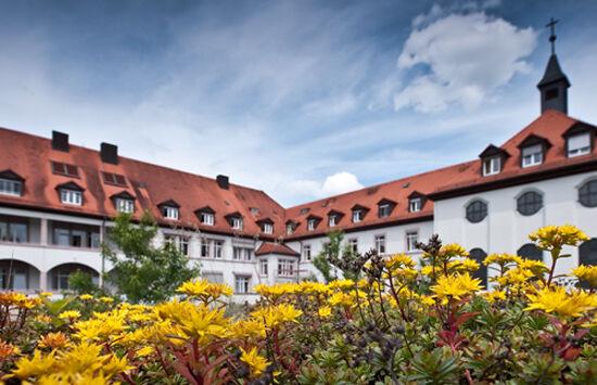 KLH-Innenhof